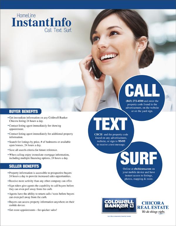 instant info flyer graphic design marketing social media